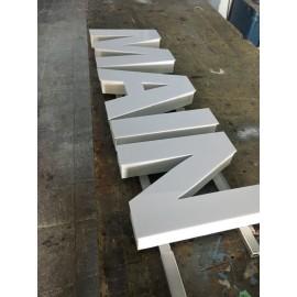 Aluminyum Tepsi Harf