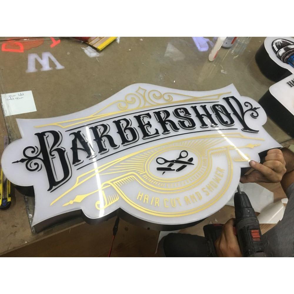 Barber Shop -Sektörel Tabela